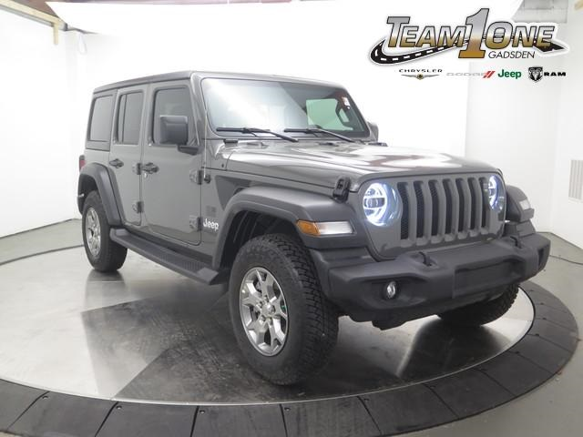 New 2020 JEEP Wrangler Unlimited Freedom Edition