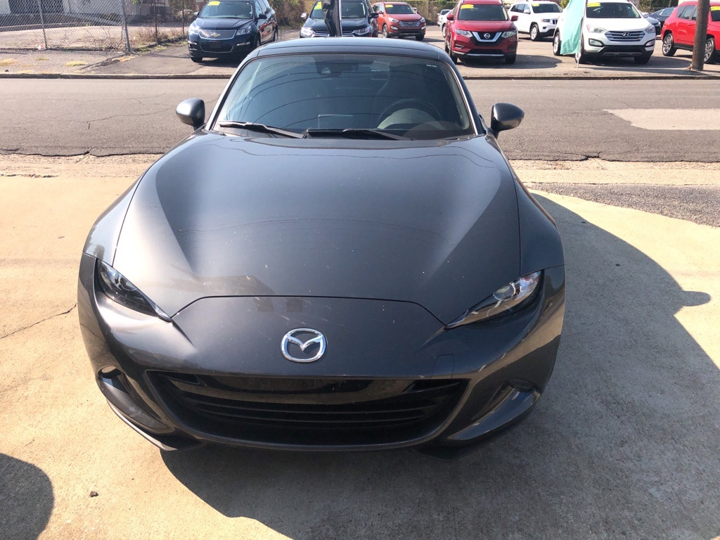 Pre-Owned 2017 Mazda Miata RF Grand Touring