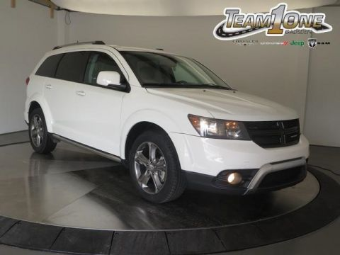 Pre-Owned 2017 Dodge Journey Crossroad